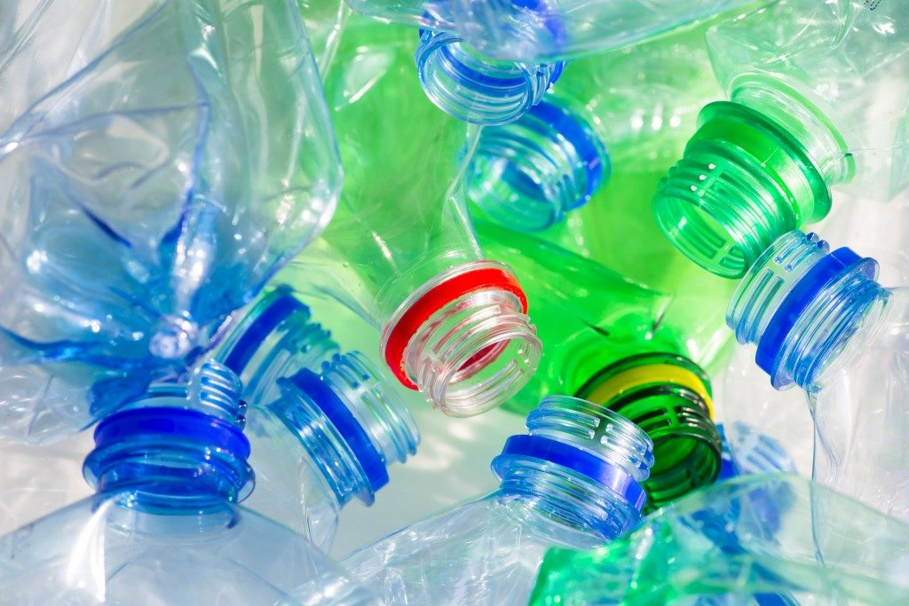 Recycling Bottles