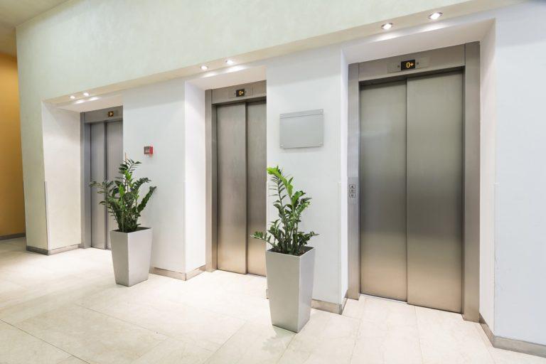 hotel elevators