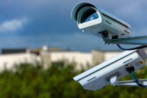 CCTV Cameras installed