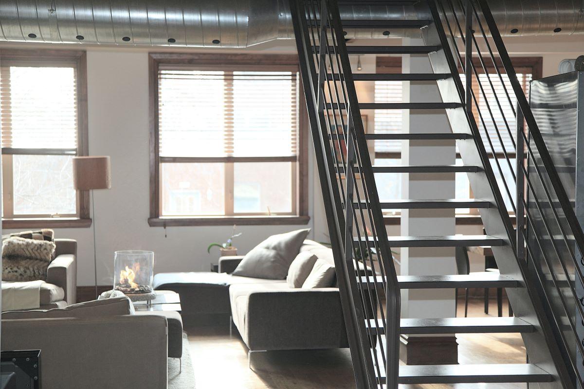 indoor of urban loft