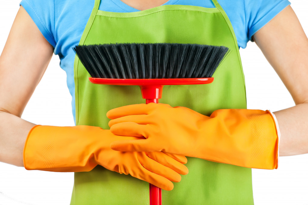Cleaning Your House While Improving Mental Health